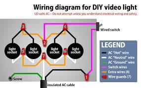 diy video light 800 watt equivalent for 86