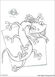 coloring page monsters inc coloring pages monsters inc monsters university for monsters