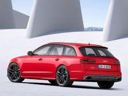 audi rs price in india audi rs6 avant 2015 india pics rear angle carblogindia
