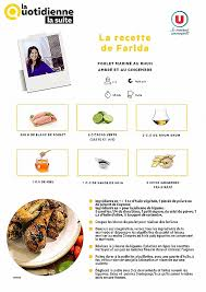 cuisine fr3 recettes recette de cuisine sur 3 les recettes la quoti nne la