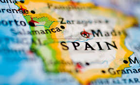 maps of spain speaking countries travel maps