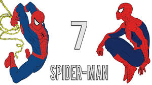spiderman coloring book coloring pages kids 7