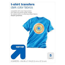 t shirt transfers letter size 5ct up up target