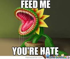 Feed Me Seymour Meme - rmx seymour hater by thundergoat meme center