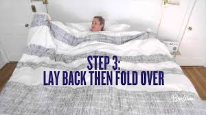 how to make your bed while you u0027re in it