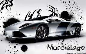 Lamborghini Murcielago Grey - lamborghini murcielago wallpapers lyhyxx com