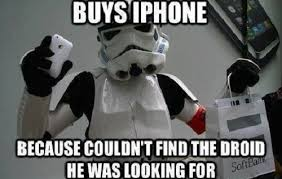 Funny Star Wars Memes - buys iphone funny star wars meme