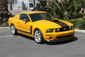 ford mustang limited edition 2007 ford mustang saleen parnelli jones limited edition 185585