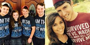 19 kids jessa duggar compared the holocaust to abortion as have