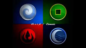 water air earth elements