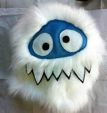 abominable snowman costume for toddler abominable snowman by hopto on etsy 35 00