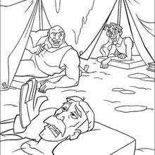 atlantis 40 coloring pages hellokids