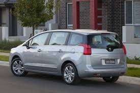 peugeot cars australia new car review peugeot 5008 people mover