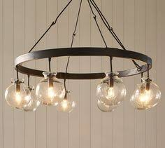 Dining Room Chandeliers The North Shore Farmhouse Instant Charmer Restoration Hardware
