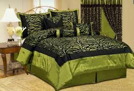 green bed set beautiful lime green bedding sets 99 for black and white duvet