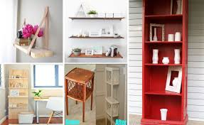 10 most creative ways to make your own shelves just simply me