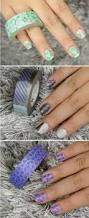 washi tape nail art tutorial clouds hearts youtube diy washi tape