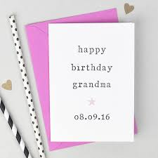 happy birthday u0027 grandparents birthday card by the two wagtails