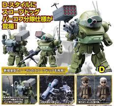 armored trooper votoms 裝甲騎兵 日版d style ova 紅肩隊記錄野心的根源模型 buyway hk