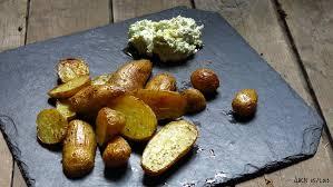 cuisiner les pommes de terre pommes de terre primeurs au four