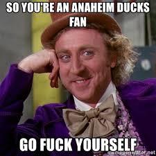 Anaheim Ducks Memes - anaheim ducks memes best duck 2017