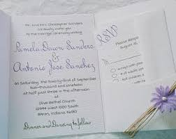 embossed wedding invitations embossed invitations etsy