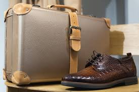 men u0027s leather boots and suitcase free images for commercial use