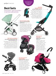 stokke trailz stroller featured in pregnancy u0026 newborn magazine