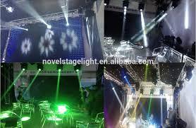 Curtain Vision Dj Booth Background Led Backdrop Lights Hi Cool P8 Led Vision