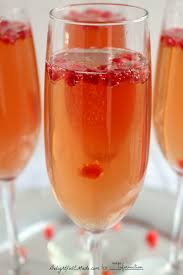 Cocktail Recipes For Party - pomegranate prosecco cocktail recipe miss information