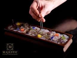 les fleurs comestibles en cuisine la st jaques en carpaccio œufs de truites fleurs comestibles et