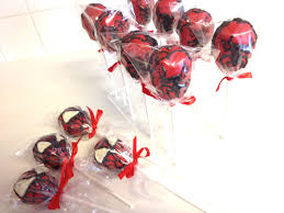 spiderman cake pops cakecentral com