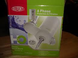 Faucet Mount Filter Pur Dupont Omnifilter Faucet Mount Filter Failure Broken