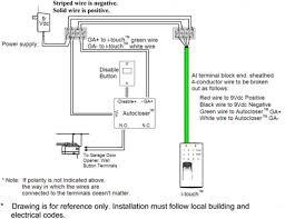 garage doors wiring diagram for liftmasterge door opener 1024x0