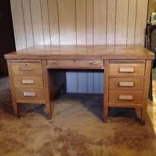 krug furniture kitchener vintage oak partners desk h krug oak office chair calgary