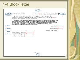 Semi Block Letter Format Business Letter 11 Business Letter Nominchimeg