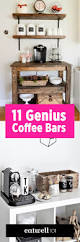 11 genius ways to diy a coffee bar at home u2014 eatwell101