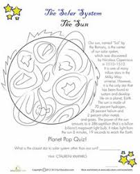 solar system 5th grade lessons fifth grade worksheets free