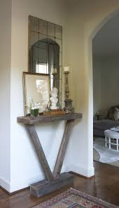 Small Entry Table This Table Let S Build One For A Narrow Space