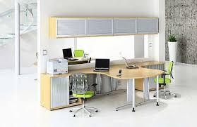 unique home office ideas for two people builtin desk design