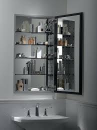 frameless mirrored medicine cabinet recessed recessed mirror medicine cabinet frameless mirrored medicine cabinet
