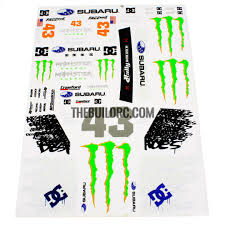 monster energy stickers rc cars rc car truck racing drift