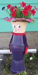 Garden Craft Terra Cotta Marker - 90 best garden pot people and their pals images on pinterest