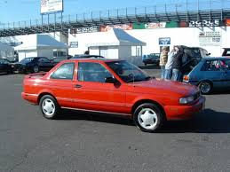 nissan sentra se r for sale 1991 nissan sentra information and photos zombiedrive