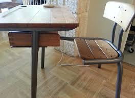 bureau enfant ancien petit bureau ecolier table basse table pliante et table de cuisine
