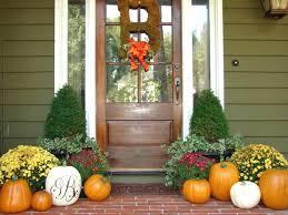halloween front door decorations pictures ideas diy trendy colors