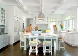 white kitchen island with stools 49 impressive kitchen island design ideas top home designs