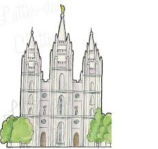 lds temple clipart china cps