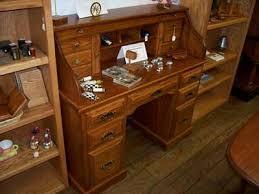 Roll Top Desk Oak Woodloft Org Custom Amish Made Furniture Flat U0026 Rolltop Desks