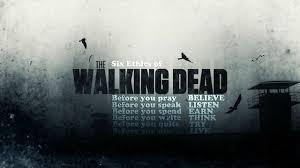 wallpaper walking dead tv logo emblem believe listen earn movies